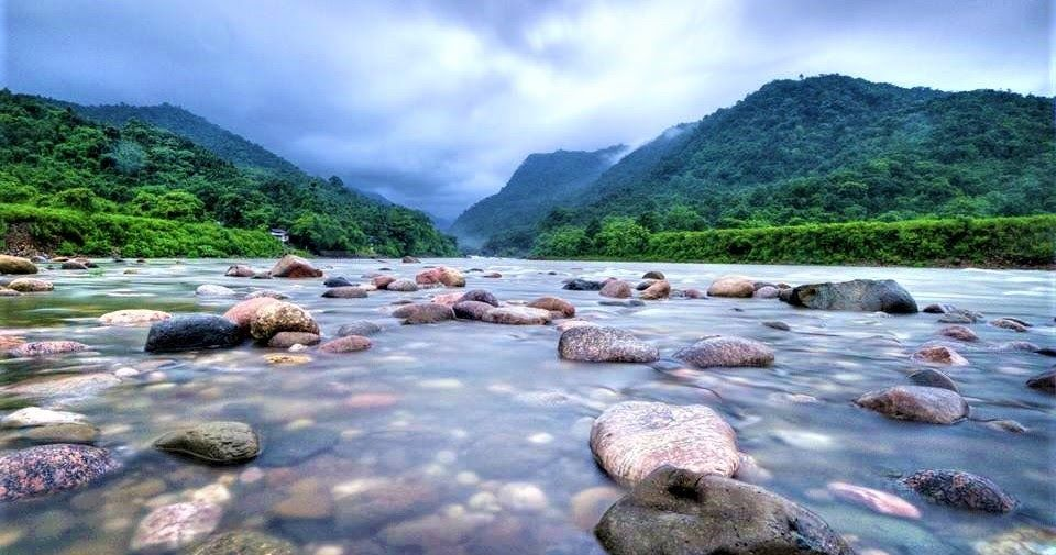 tourist attractions in Sylhet Division