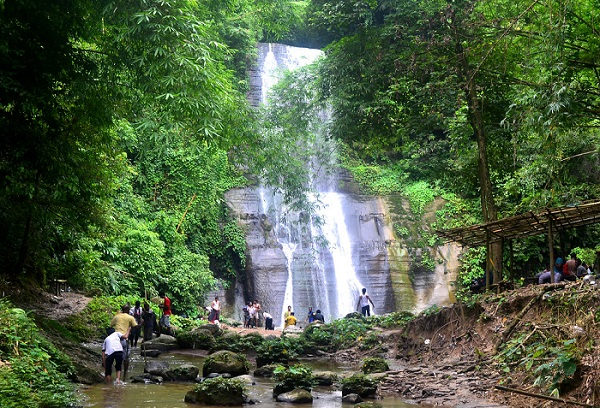 tourist sights in Sylhet Division