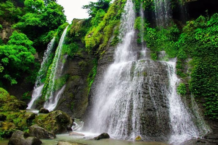 Waterfall in Chittagong